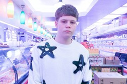 Yung Lean just dropped a brand new track 'AF1's'