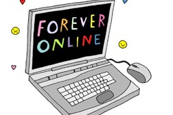 laptop forever alone