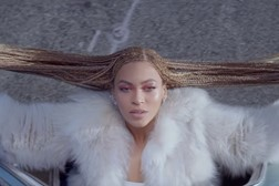 Beyonce in 'Formation' video