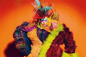 Photography Richard Burbridge, Styling Robbie Spen