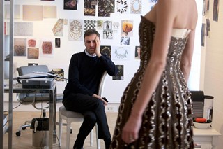 """Still from """"Dior and I"""""""