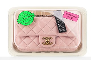 Chanel Supermarket Meat Seal Bags (2014)