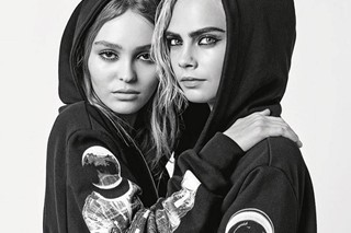 Lily-Rose-Depp-and-Cara-Delevingne chanel aw17