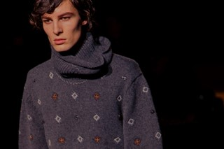 How the Milan menswear shows paid homage to Bowie