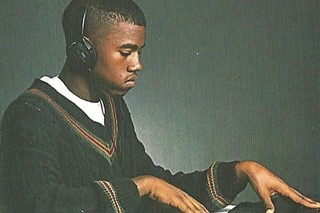 Kanye West Young
