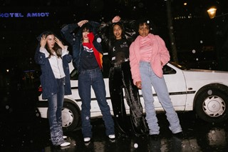Thaïs, Angelina, Annabelle and Crystal –The Gucci Gang