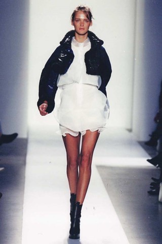 Balenciaga by Nicolas Ghesquière AW03 selected by