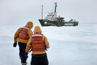 Arctic Sunrise Expedition to Svalbard