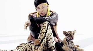 G-dragon one of a kind music video look