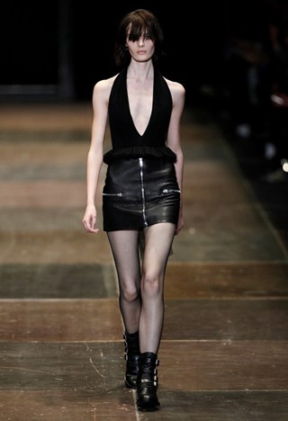sam rollinson at saint laurent