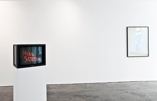 The Instability of the Image, installation view1