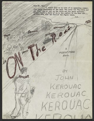 On The Road initial sketch