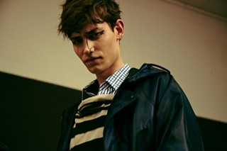Vivienne Westwood Mens collections, Dazed backstage