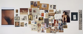 Larry Clark, I want a baby before u die, 2010 Mixed media