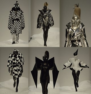 Gareth Pugh SS07 collection.