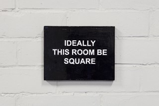 Laure Prouvost, Ideally this room would be square