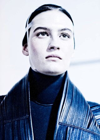 Gareth Pugh Womenswear AW12. Photography Morgan O'