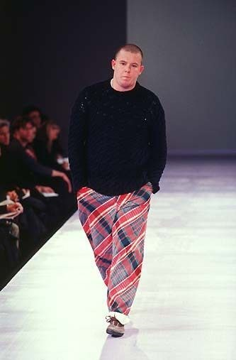 McQueen comme des garcons aw97 model