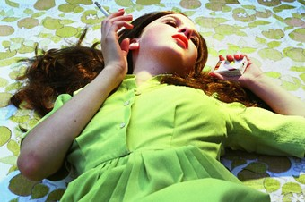 Alex Prager (American, born 1979) Susie and Friend