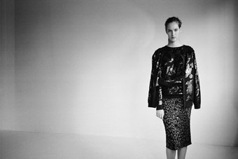 SISTER by SIBLING Womenswear A/W 12 by Thomas Gidd