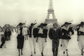 Fashion Golden Eighties Directed by Olivier Nickla