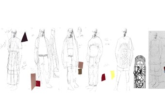 Astrid Andersen S/S13 preview
