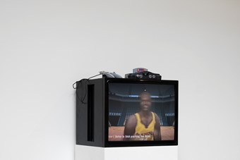 Self Playing Nintendo 64 NBA Courtside 2, 2011 2