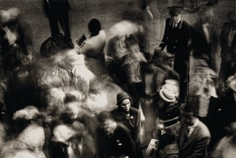 Lillian Bassman and Paul Himmel_NY_Terminal
