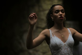 Young Turks. FKA Twigs 'Hide'