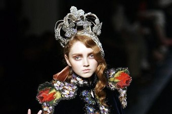 Lily Cole for JPG