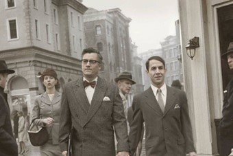 Imagery from Ray-Ban's 75th Anniversary 'Never Hid
