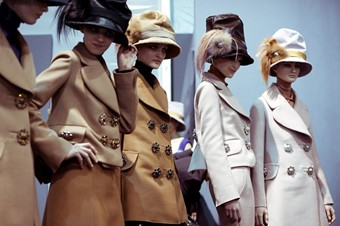 Louis Vuitton A/W12