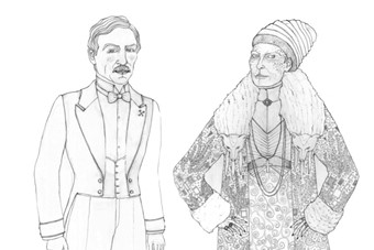 Monsieur Gustave H and Madame D