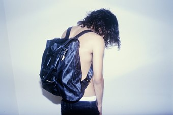 Bag by Philippe Roucou