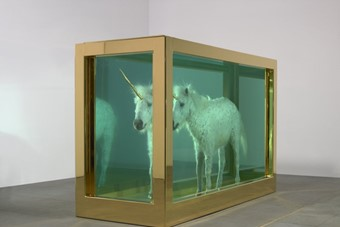Damien Hirst, The Child's Dream, 2008