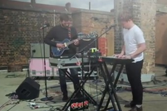 New Music Cities: Mount Kimbie in London