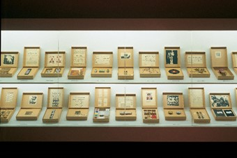 Susan Hiller  From the Freud Museum 1991-6 (detail