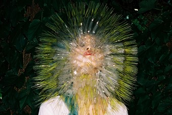 Maiko Takeda YKK ITS award Atmospheric Reentry Dazed