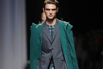Z Zegna SS15 Mens collections, Dazed