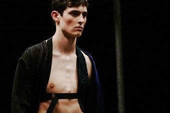 Dries Van Noten SS15 Mens collections, Dazed