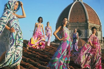 Emilio Pucci Archive Dazed and Confused