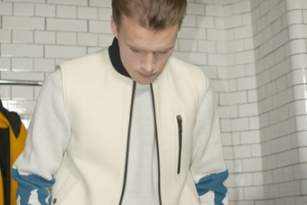 Christopher Raeburn Menswear AW14