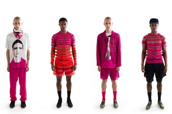 Clothes by Joseph Turvey, Photo by Alexander Bisho