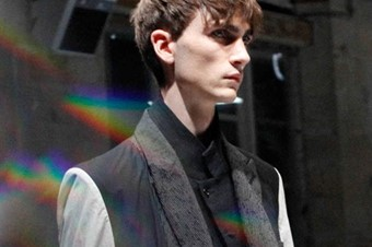 Ann Demeulemeester SS15 Mens collections, Dazed