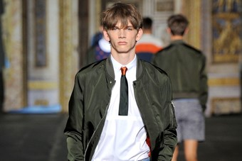 Krisvanassche SS15 Mens collections