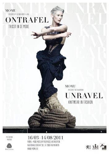 "Image Campaign ""Unravel. Knitwear in Fashion, ""Des"
