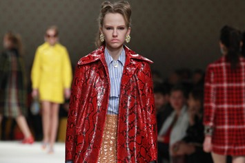 Miu Miu AW15 Dazed runway womenswear