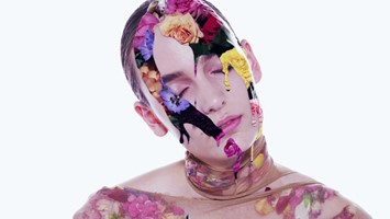 Holy Flowers - Fashion Story by Pierre Debusschere