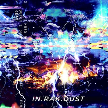 Dutch E Germ IN.RAK.DUST Artwork By Chino Amobi