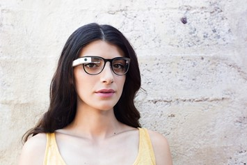 google glass titanium collectino